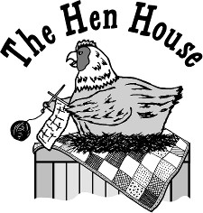 Purchase your quilting supplies at The Hen House